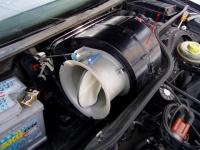 Замена радиатора отопителя на А100/A6 С4